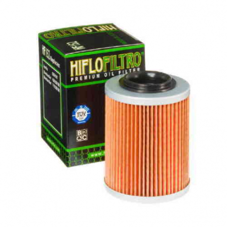 FILTRO OLIO HIFLO HF152 QUAD CFORCE