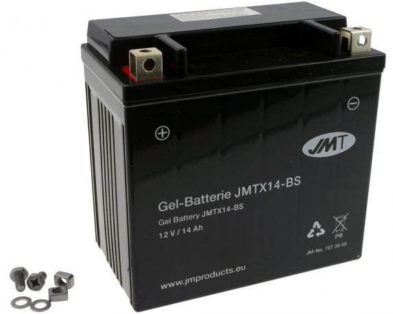 BATTERIA YTX14-BS JMT