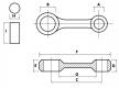 Kit Biella PROX HONDA CRF 450 R