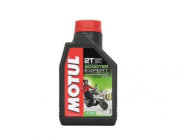 OLIO MOTUL SEMI SINTETICO SCOOTER EXPERT MOTORE 2T 1L