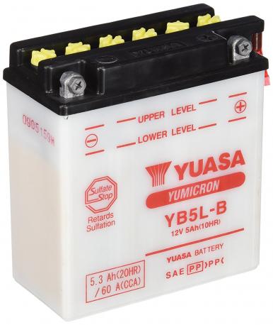 BATTERIA YB5L-B YUASA