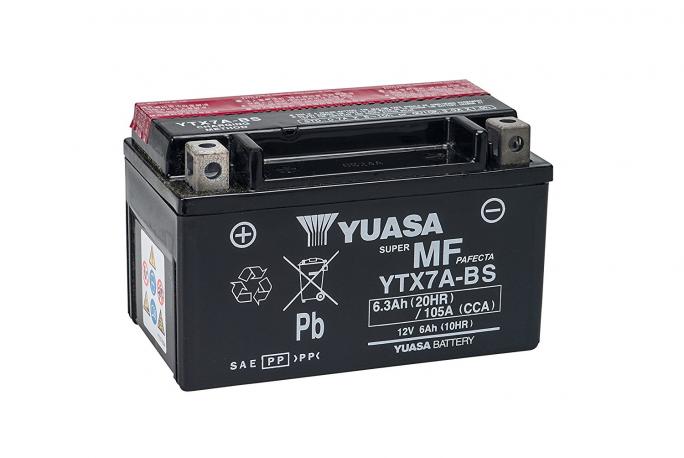 BATTERIA YTX7A-BS YUASA