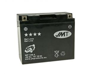 BATTERIA YT12A-BS GEL JMT