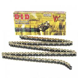 Catena D.I.D X-Ring Passo 530 V X Maglie 114
