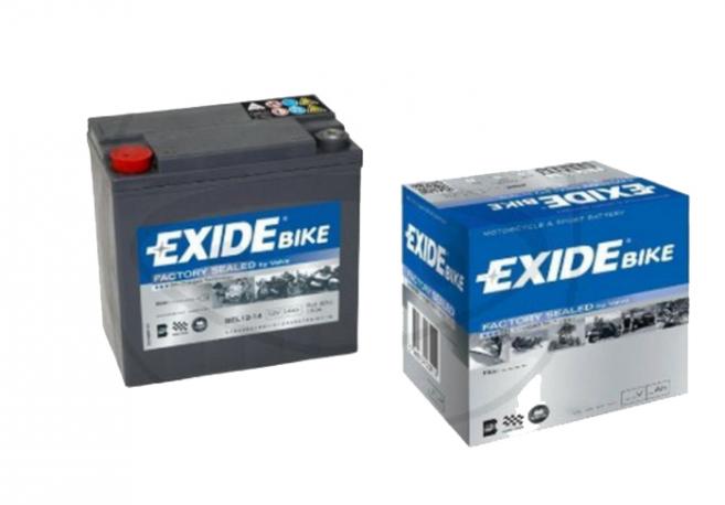Batteria GEL 12-14 EXIDE Aprilia - KTM - Kawasaki