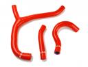 Tubi Radiatore Silicone Honda CRF 250 R - Red