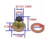 Tappo Di Scarico Olio Magnetico M12X1.50