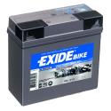 Batteria Exide Gel 519901