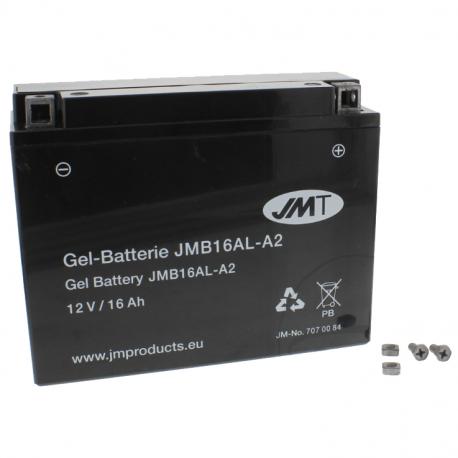 BATTERIA GEL YB16AL-A2