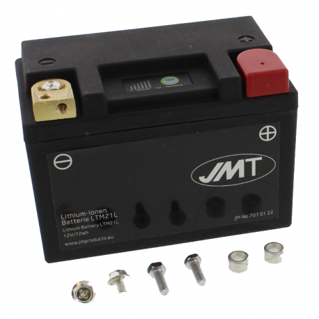Batterie Motorrad LTM18 JMT
