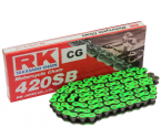 Catena RK SB Passo 420 Maglie 126 - Verde