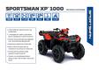 Polaris Sportsman XP 1000 2019