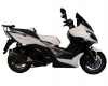 SCARICO LEOVINCE LV ONE NERO SLIP ON EVO2 Kymco Xciting 400 i ABS