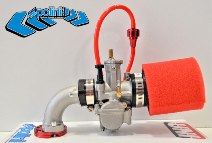 Kit Carburatore Polini PWK Valvola Piatta