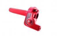 Gas Rapido SP Performance In Alluminio Anodizzato Rosso