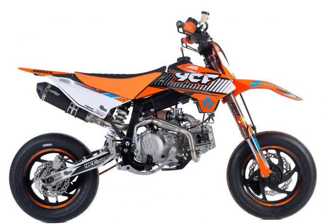 Pit Bike YCF 190 Motard Limited 2019