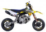 Pit Bike YCF 160 Motard Limited