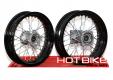 Coppia Cerchi Motard Pit Bike