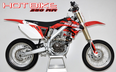 HOT BIKE 250 RR Motard
