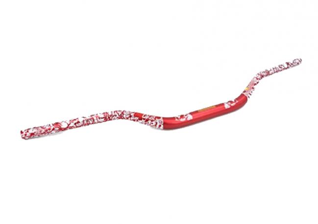 Manubrio In Alluminio Rosso Protaper Da28 mm