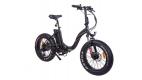 Bici Elettrica Fat Bike Pieghevole Lem Motor 250W