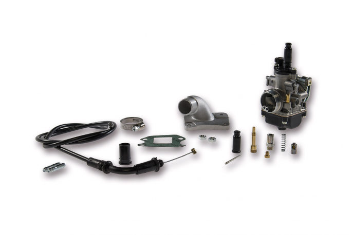 Carburatore Kit Malossi Honda Wallaroo 50