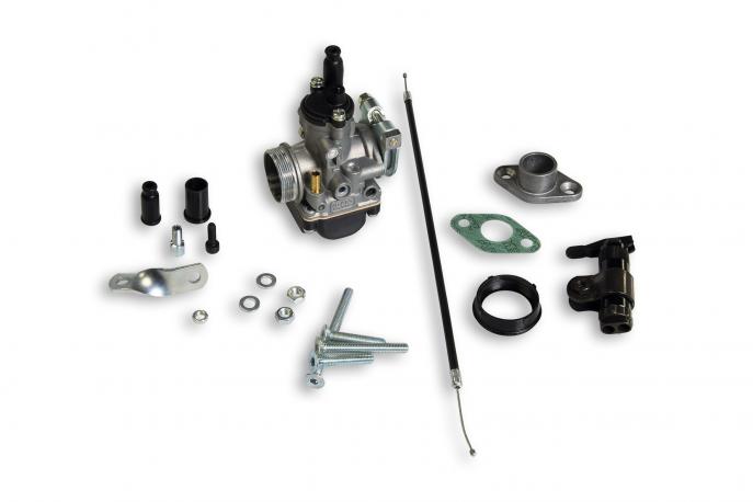 Carburatore Kit Malossi Dio 50 - X8R 50 - Shadow 50 - Bsv Dio 50
