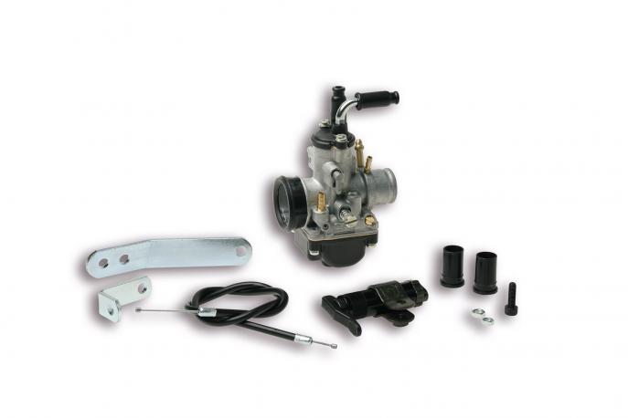 Carburatore Kit Malossi Dinli T.Rex - E-Ton Viper Rxl - Leveda Quasar