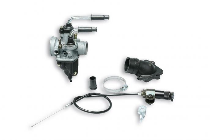 Carburatore Kit Malossi Aprilia - Mbk - Yamaha - Benelli - Italjet