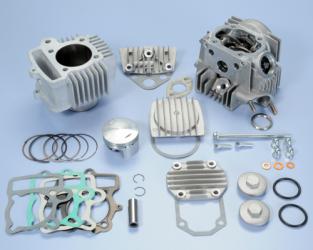 Kit Gruppo Termico Polini Xp 47 Street - Honda Xr 50