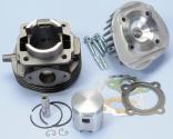 Kit Gruppo Termico Polini Cilindro 55 102cc Vespa 50 Special - Ape 50