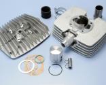 Kit Gruppo Termico Polini Sachs 50 5 marce Corsa 44