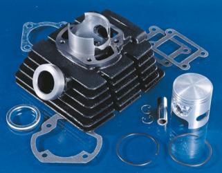 Kit Gruppo Termico Polini Yamaha Dt 50
