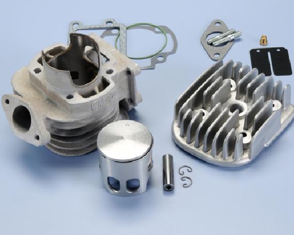 Kit Gruppo Termico Polini Aprilia Sr - Mbk Booster - Yamaha Bw's