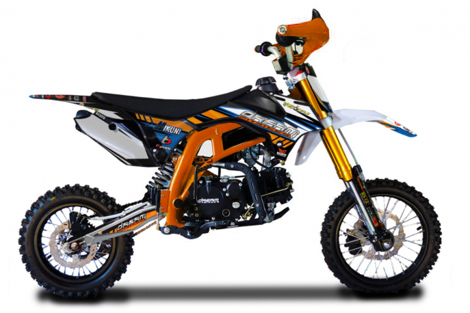 Pit Bike SPEED ZS 155 CROSS LIMITED EDITION