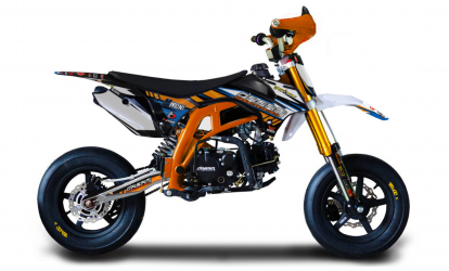 Pit Bike SPEED ZS155 14Cv MOTARD 12
