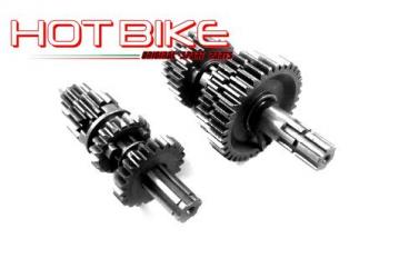Cambio completo 125 Hot Bike