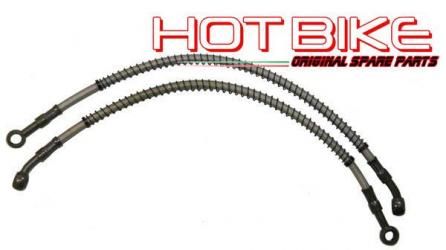 Tubi Radiatore Olio WR150 160 HOT BIKE