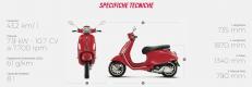 Piaggio Vespa Sprint S 125 ABS