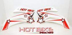 Fiancatine anteriori DX-SX Pit Bike RS