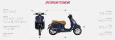 Piaggio Vespa Gts 300 My 19 HPE