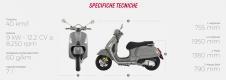 Piaggio Vespa Gts Super 125 My19 I-get