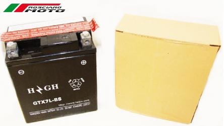 Batteria HOT BIKE 250