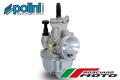 Carburatore Polini PWK 30 mm Valvola Piatta