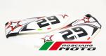 Fiancatine pos. DX-SX Pit Bike RS