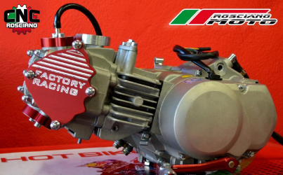 Motore YX 200cc TB Parts Engine Performance