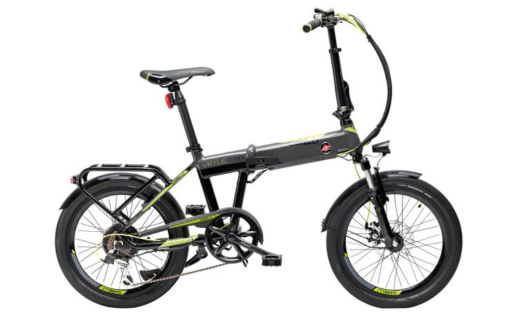 Bici Elettrica Garelli VIRTUS FD 301