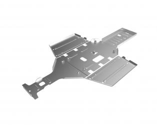 Protezione Telaio Motore In Alluminio CFORCE 850 - CFORCE 1000