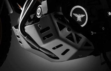 Paracoppa Motore in alluminio Moto Morini X-CAPE 650