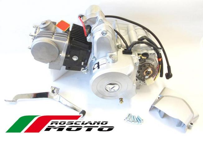Motore Quad 125cc Con Retromarcia